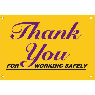 What are some examples and meanings of safety slogans?