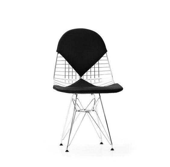 Magnifique , chaise de bureau  Bikini Wire Chair
