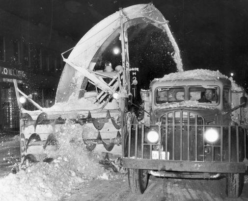 The Buried History Of Snow Removal In Denver Snow Removal Denver City Colorado