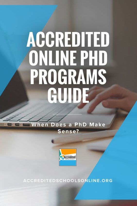 Earning a doctorate in your program of choice is a convenient and achievable goal when studying in one of the country's top online PhD programs. Online learning offers a variety of benefits for students, including flexibility, working at their own pace, and even saving the money. We've compiled data that has allowed us to put together a list of the best online PhD programs available based on graduation rates, class size and availability of student services.
