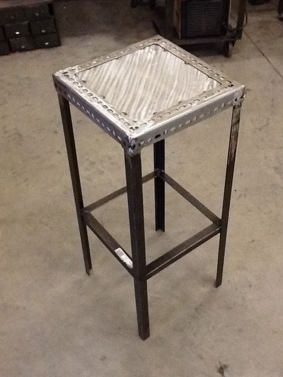 Welding Projects Welding And Side Tables On Pinterest