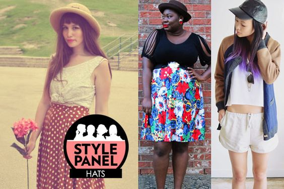 FASHION Style Panel: How to wear a summer hat