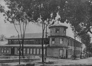 Antigua casa presidencial sin fecha