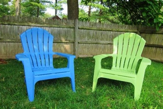 Plastic Patio And Chairs On Pinterest