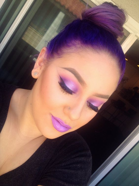 Makeup of the Day: Monochromatic by nataliekayy. Browse our real-girl gallery #TheBeautyBoard on Sephora.com  upload your own look for the chance to be featured here! #Sephora #MOTD