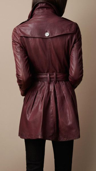 burberry-brit-dark-mauve-pink-short-leather-pintuck-trench-coat-product-2-4353570-096046946_large_flex.jpeg (337×600)