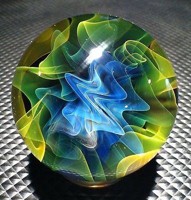 Borosilicate Marble By Jason Holley