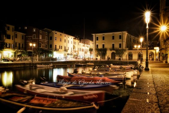 Lazise by Night