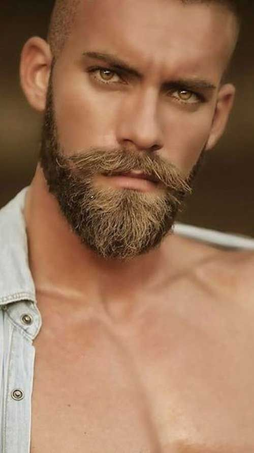 7masculin Barbe Styles Barbes In 2019 Coole Bärte Bart