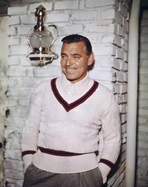 Clark Gable 1960'ts