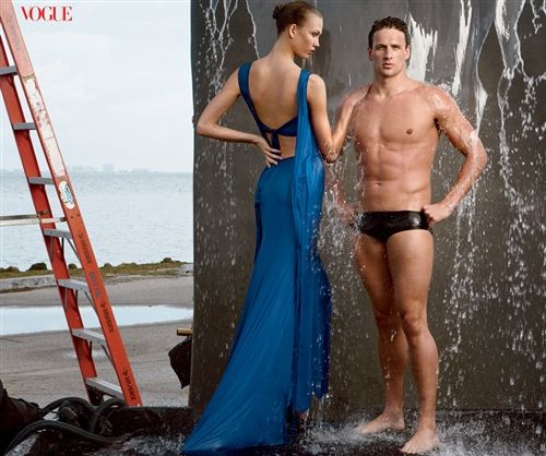 Olympic hopeful Ryan Lochte to Vogue: 'I'm a coach's nightmare'