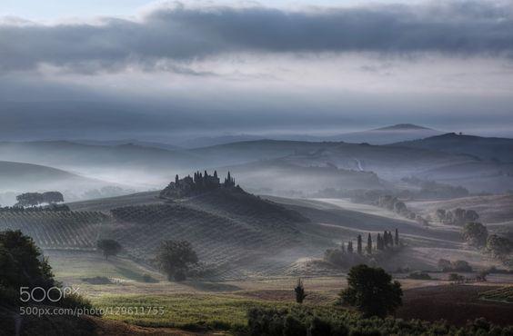 Chilly Morning by BelaTorok