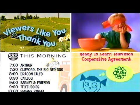 Pbs Kids Program Break 2002 Wfwa Tv Youtube Pbs Kids Programming For Kids Pbs