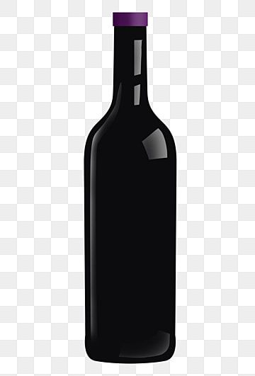 Exquisite Black Wine Bottle Black Wine Bottle Cartoon Red Wine Illustration Fine Wine Png Transparent Clipart Image And Psd File For Free Download Wine Bottle Illustration Wine Bottle Red Wine Bottle