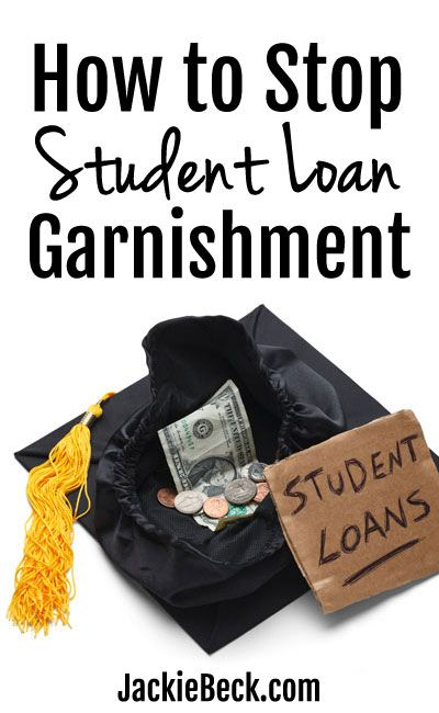 Stopping Student Loan Garnishment On Federal Loans With Quick
