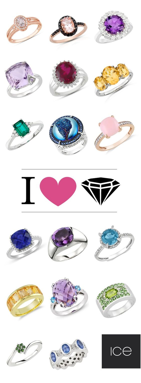 """Previous pinner: """"I <3 Rings!!"""" -- Me: I do, too...especially love that rose gold with the black accents...: Bling Board, Rings Wedding Rings, Bling Rings, Fashion Accessories, Fashion Jewelry, Rings Ice, Engagement Rings"""