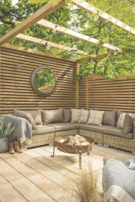 The Coziest Outdoor Seating Ideas If You Have A Beautiful Garden