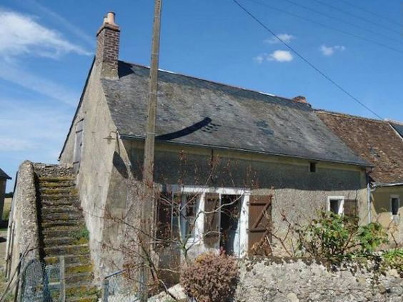 (72) Sarthe, Pays de la Loire -  €39,900 - Enjoying the quiet of a small hamlet of some houses in the heart of the countryside - See more at: http://www.francehousehunt.com/listing-ideal-holiday-home-266880.html #France