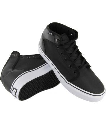 Vans 106 Mid Skate Shoes - (Xtuff) Black | Vans Trainers | Cheap ...