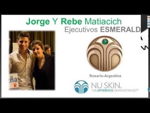 Presentación de Negocio, con Blake Tilloston, Jorge y Rebeca Matiacich de Rosario, Sta Fe - YouTube