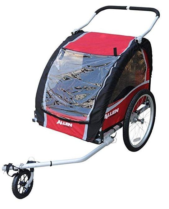 Top 10 Best Kids Bike Trailers In 2019 All Top Ten Reviews