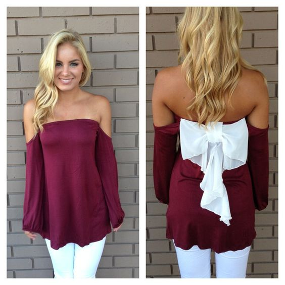 how to keep off shoulder top in place