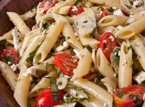 Baby artichokes and pasta recipes