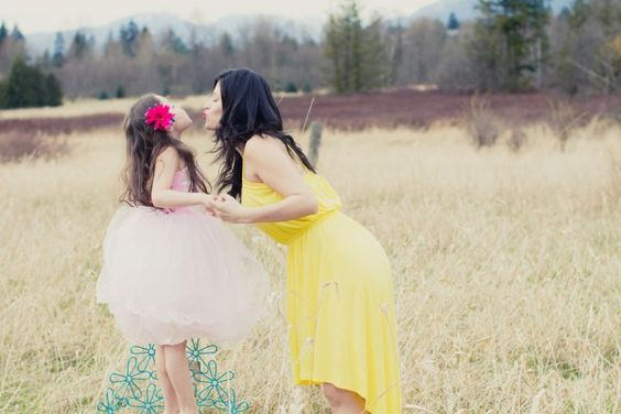 I want to do a photo shoot like this with my daughter.