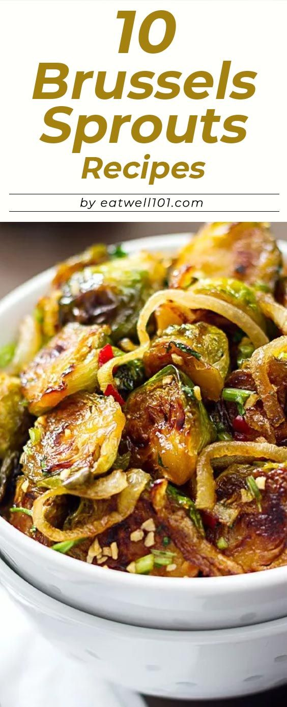 10 Amazing Brussels Sprout Recipes you Need to Try