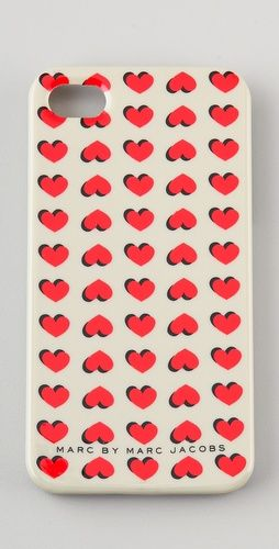 Marc by Marc Jacobs  Light Hearted iPhone Case  Style #:MARCJ41844  $38.00