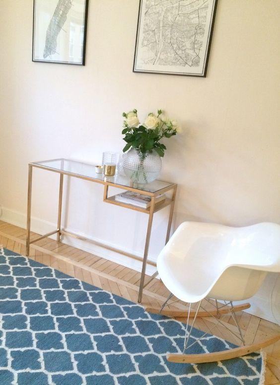 Sideboard mässing | Lägenhet | Pinterest | Modern