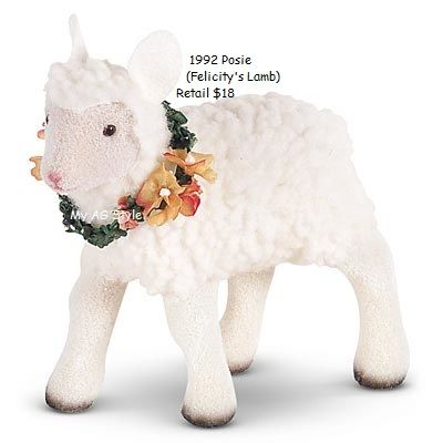 Felicity's Lamb