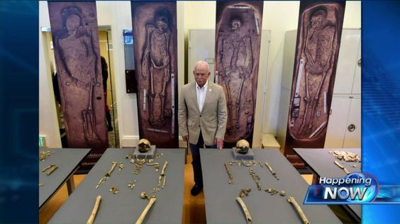Remains of 4 Early Colonial Leaders Discovered at Jamestown | Fox News Insider