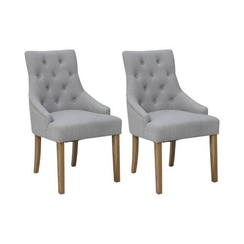 August Grove Dordogne Upholstered Dining Chair Dining Chairs