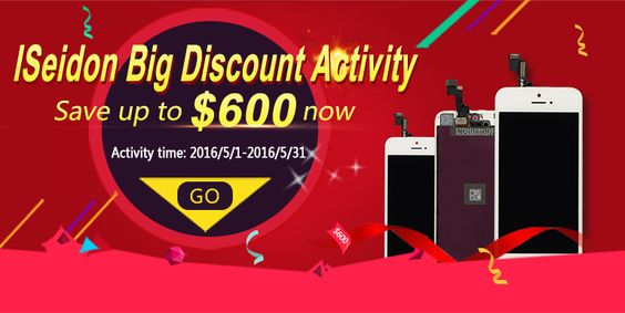 $600 discount for you on your phone parts order