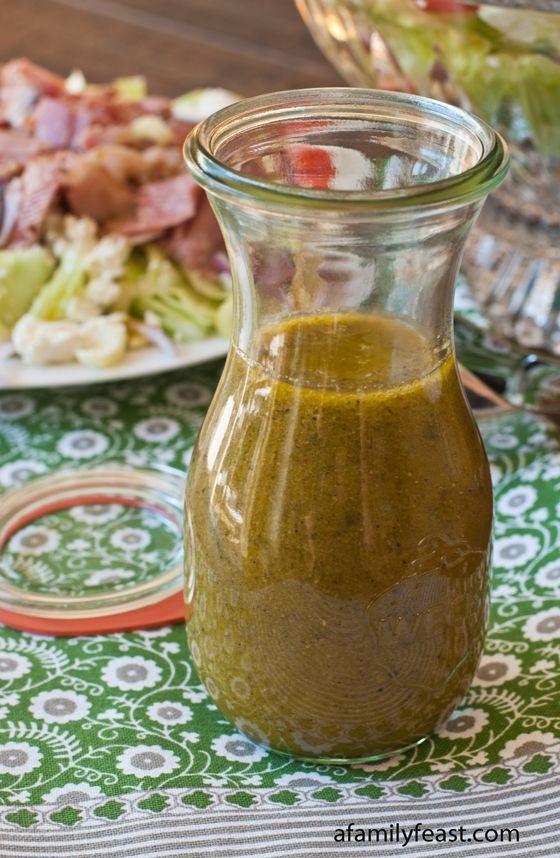 Greek Salad Dressing | Recipe | Greek Salad Dressings, Greek Salad and ...