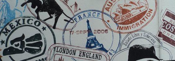 26 carimbos mais legais para ter no seu passaporte