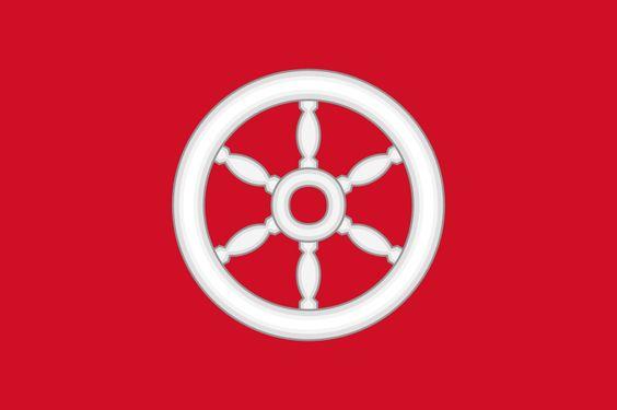 Bandiera del gran ducato di Francoforte