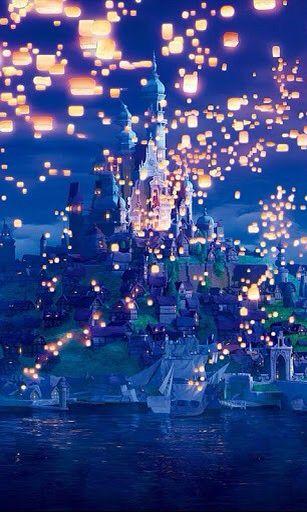 Love love love love love Tangled wallpaper Disney