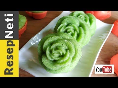 Bolu Pandan Kukus 2 Telur Tanpa Mixer Youtube Telur Makanan Resep