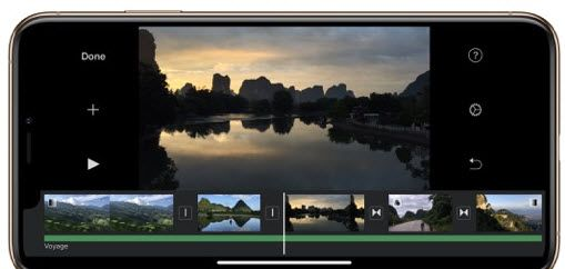 4 Best Ways To Combine Videos On Iphone Add Music To Video Video Editing Greenscreen