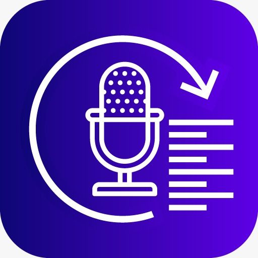 App Of The Day Voice Assistant The Voice App Logo