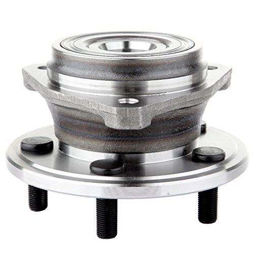 Eccpp Replacement For Front Wheel Bearing Hub Assembly For Jeep Wrangler Grand Cherokee Pickup Truck 5 Lug Jeep Wrangler Pickup Trucks Cherokee