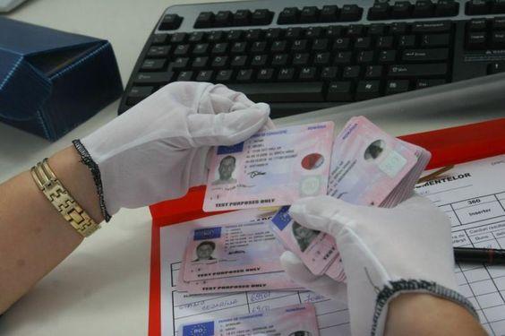 Acte necesare pentru schimbarea permisului de conducere