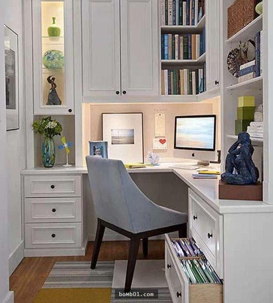 你知道自己浪費了家裡牆角多少空間嗎?看完你也許會後悔知道得晚了。 - boMb01