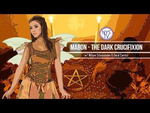 Mabon - The Dark Crucifixion w/ William Schnoebelen & David Carrico on N...