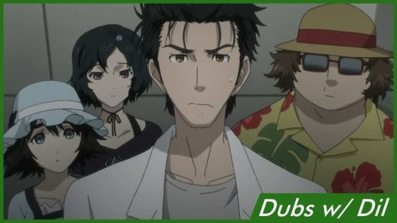 Todays selection of articles from Kotakus reader-run community: Dubs w/ Dil: Steins;Gate  Archety #news #trends