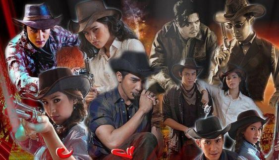 Phim cao bồi Bangkok 2011