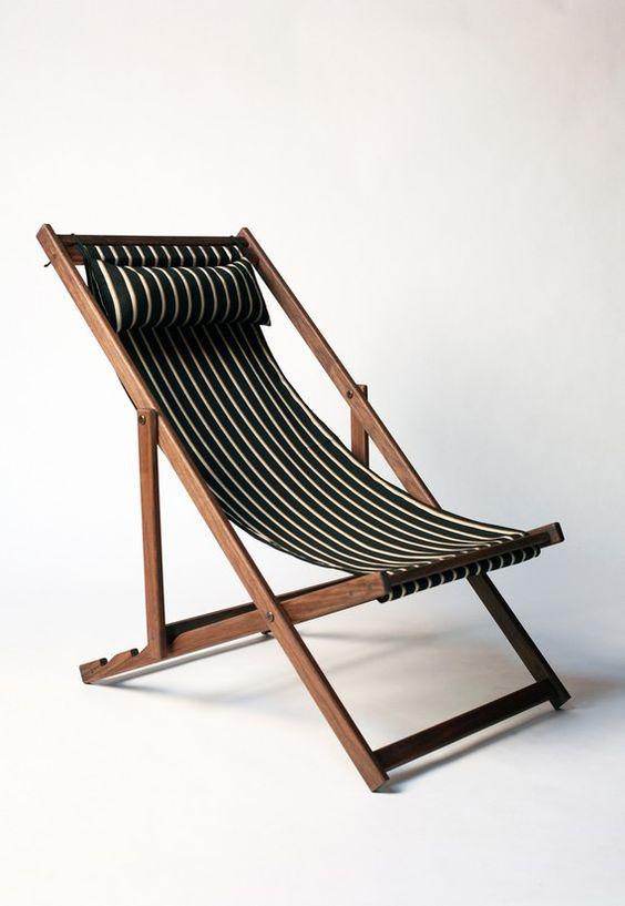 Kootenay Garden Deckchair