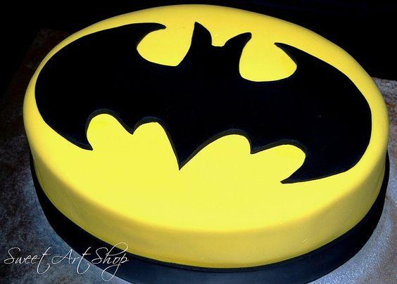 ... batman kuchen geburtstagskuchen batman superhelden kuchen kuchen ideen